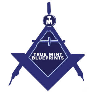 Design Agency True Mint Blueprints