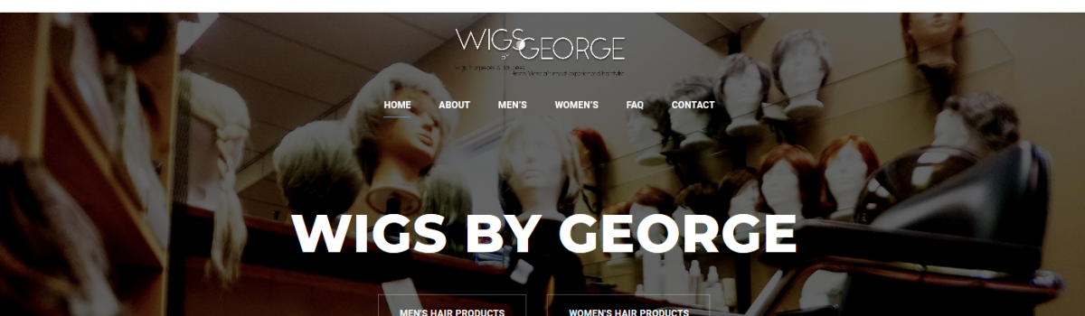 Wigs By George Website