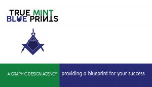 True Mint Blueprints - A Graphic Design Agency